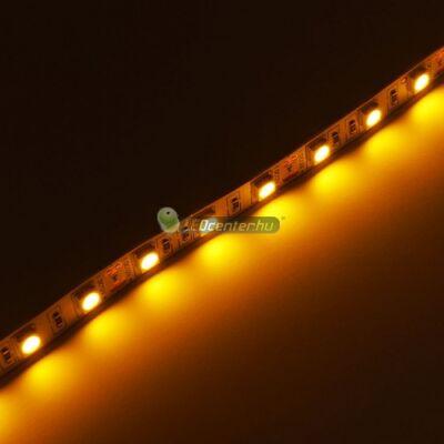 CLARO 60 SMD2835 10 W/m beltéri LED szalag, extra melegfehér 2évG