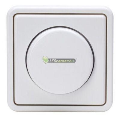 KOPP 8097 230V LED fali dimmer, fényerőszabályzó 40-400W, LED fényforrásokhoz