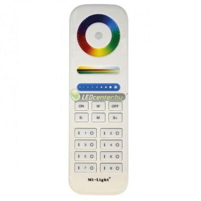 MiLight RGB RF 8 zónás távirányító