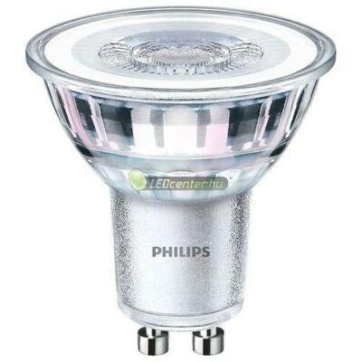 PHILIPS CorePro 2,7W=25W GU10/230V melegfehér LED szpot 2évG