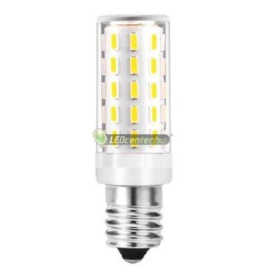LATUS-6 3,3W=40W E14 440 lumen természetes fehér mini LED égő, hűtőgéplámpa 3évGar