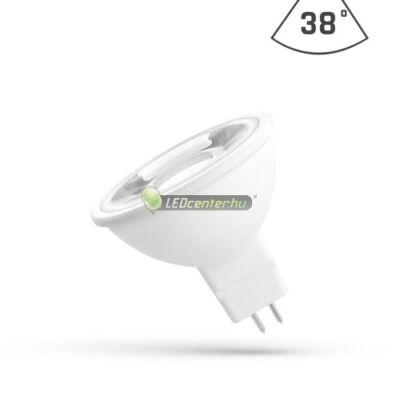 Spectrum 6W 38° MR16/12V 500 lumen LED szpot hidegfehér 2évG