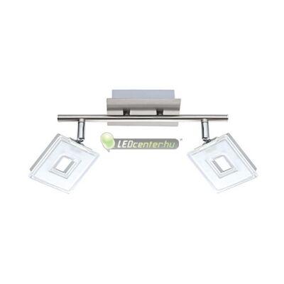 EGLO Alameda-2 fali-, mennyezeti LED lámpa, 9W=76W melegfehér