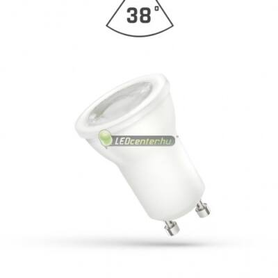 Spectrum 4W 38° MR11 GU10 250 lumen LED szpot melegfehér 2évG