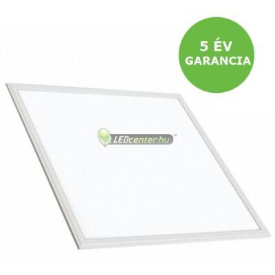 ALGINE-1 45W 4400 lumen fehér LED panel melegfehér 5évGar
