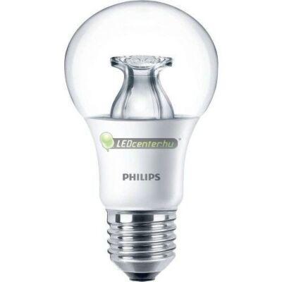 PHILIPS 9W=60W E27 806 lumen melegfehér dimmelhető körteégő 3évGar