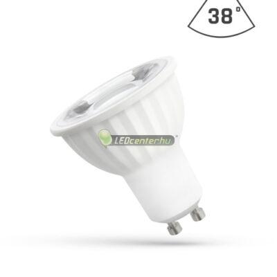 Spectrum 4W 38° GU10/230V 350 lumen LED szpot melegfehér 2évG