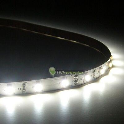 AURORA 60 SMD3528 4,8W/m beltéri LED szalag, hidegfehér 2évG