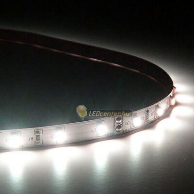 AURORA 60 SMD3528 4,8W/m beltéri LED szalag, természetes fehér 2évG
