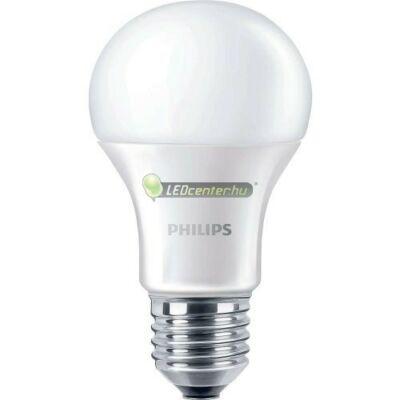 PHILIPS CorePro 10,5W=75W E27 LED 1055 lumen melegfehér körteégő