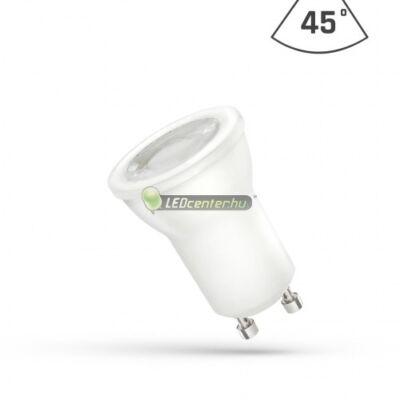 Spectrum 2W 45° MR11 GU10 160 lumen LED szpot természetes fehér 2évG