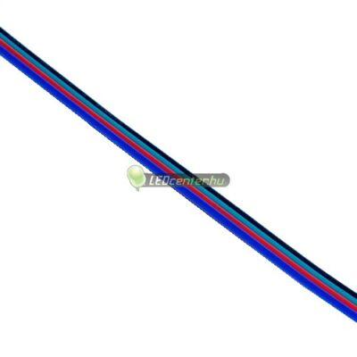 Négyeres vezeték, 12V-os fényforrásokhoz