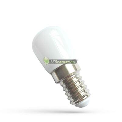 Spectrum 2W=15W E14 140 lumen LED hűtőgépizzó, melegfehér