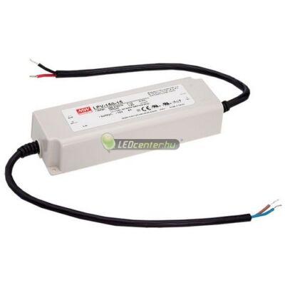 LPV-150-12 MEAN WELL stabilizált LED tápegység, 150W, 230V/DC12V