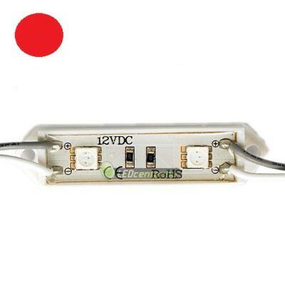 AURORA LED modul, 2 SMD5050 LED, piros