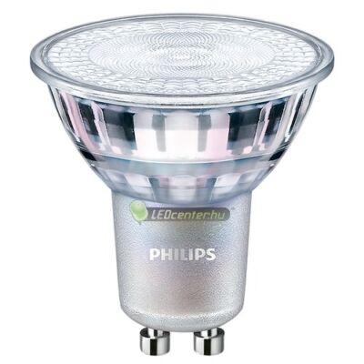 PHILIPS Master GU10 LED 3,7W=35W 60° szpot, fényerőszabályozható, természetes fehér