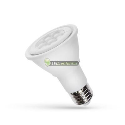 Spectrum PAR 6W E27 500 lumen LED reflektorizzó, melegfehér