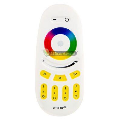 MiLight RGB RF 4 zónás távirányító, FUT096