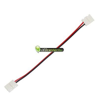 8 mm-es LED szalaghoz forrasztásmentes sarokelem