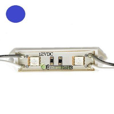 AURORA LED modul, 2 SMD5050 LED, kék