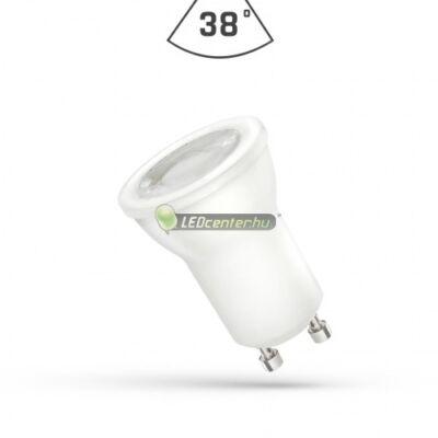 Spectrum 4W 38° MR11 GU10 270 lumen LED szpot term.fehér 2évG