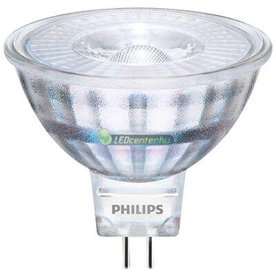 PHILIPS CorePro 5W=35W MR16 GU5.3 345 lumen melegfehér LED szpot