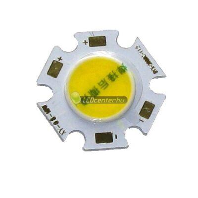 5W COB LED, 550 lumen, hidegfehér