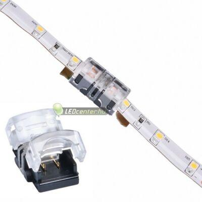 IP65-ös forrasztásmentes toldóelem  8 mm-es LED szalaghoz