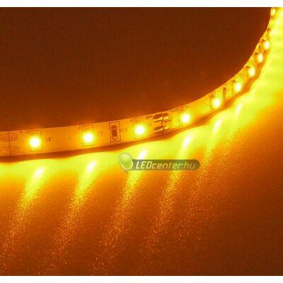 AURORA 60 SMD3528 4,8W/m beltéri LED szalag, borostyán 2évG