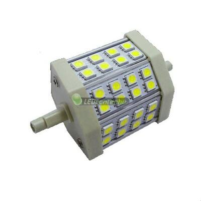 BALDUR-1 5W=50W 350 lumen R7S/230V LED égő, hidegfehér