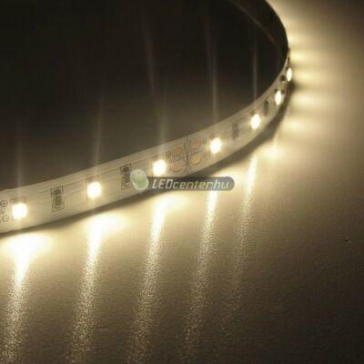 CLARO 60 SMD2835 DC24V 12 W/m beltéri LED szalag, természetes fehér 2évG