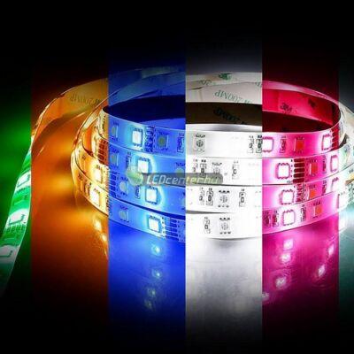 FIESTA 60 RGB+NW 14,4W/m beltéri LED szalag 2évG