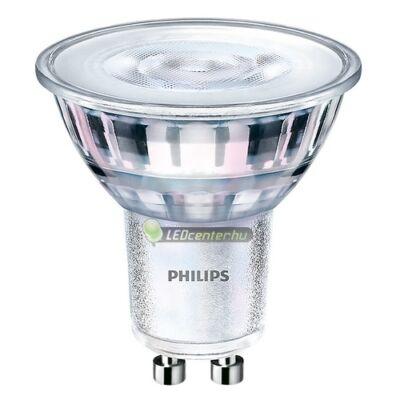PHILIPS CorePro 4W=35W LED GU10/230V melegfehér dimmerelhető szpot