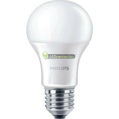 PHILIPS CorePro 10W=75W E27 LED 1055 lumen természetes fehér körteégő