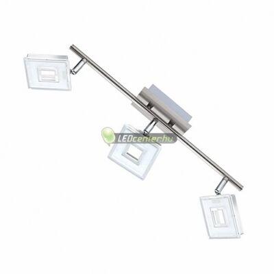 EGLO Alameda-3 fali-, mennyezeti LED lámpa, 13,5W=114W melegfehér