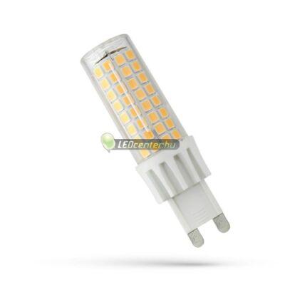 Spectrum 7W=53W G9 700 lumen LED égő, melegfehér 2évG