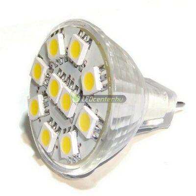 FLAMMA MR11/12V 2W=15W 150 lumen LED szpot, melegfehér
