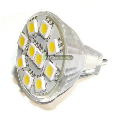 FLAMMA MR11/12V 2W=15W 150 lumen LED szpot, melegfehér