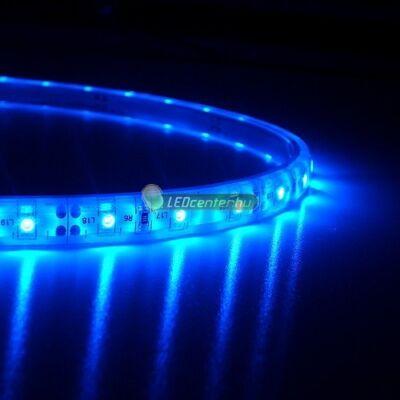 AURORA 60 SMD3528 4,8W/m kültéri LED szalag, kék 2évG