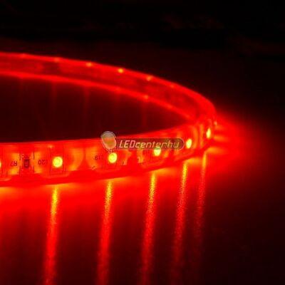 AURORA 60 SMD3528 4,8 W/m kültéri LED szalag, piros 2évG