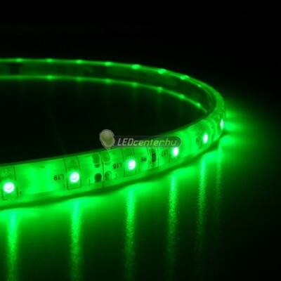 AURORA 60 SMD3528 4,8/ W/m kültéri LED szalag, zöld 2évG