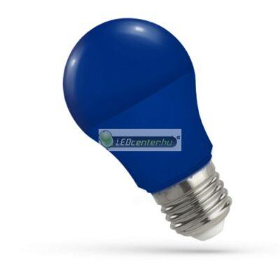 Spectrum 5W E27 kék dekorációs LED kisgömb