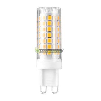 LEVO-3D 4W=40W fényerőszabályozható G9/230V 400 lumen, melegfehér LED égő 3évG