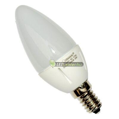 LATUS-1 3,5W=25W E14 250 lumen hidegfehér LED gyertyaégő 3évGar