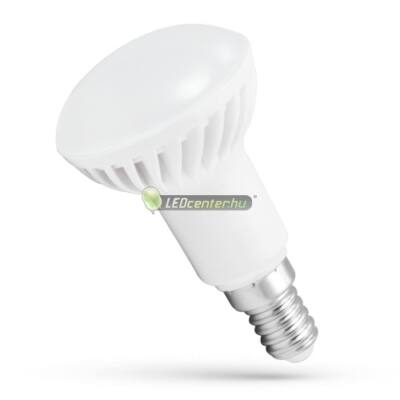 Spectrum R50 6W E14 450 lumen LED reflektorizzó, hidegfehér