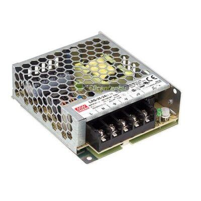LRS-35-12 MEAN WELL stabilizált LED tápegység, 35W, 230V/DC12V