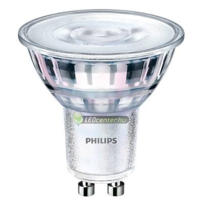 PHILIPS CorePro 5W=65W GU10/230V melegfehér LED szpot