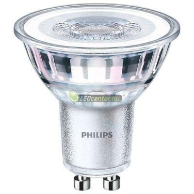 PHILIPS Classic 5,5W=50W GU10/230V melegfehér fényerőszabályozható LED szpot