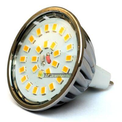 FLAMMA+ 5W=50W MR16 450 lumen melegfehér LED szpot 3évGar