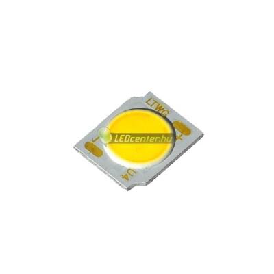 3W COB LED, 330 lumen, hidegfehér